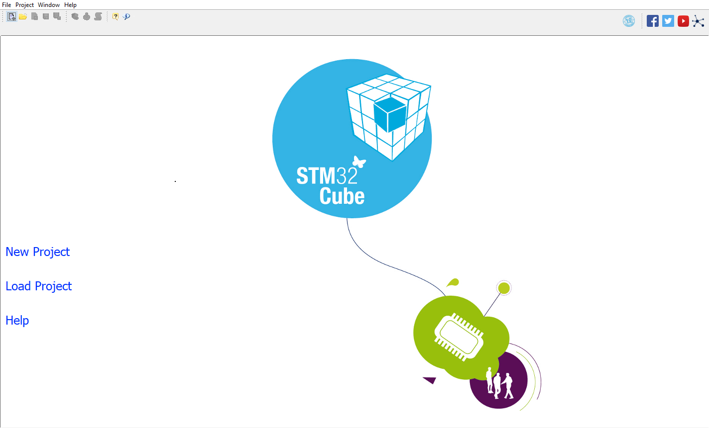 STM32CubeMX launched